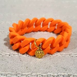 Marc Jacobs jelly bracelet